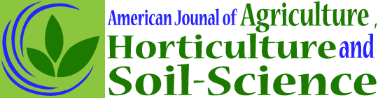 American Journal of Agriculture, Horticulture and Soil Science (AJAHS)