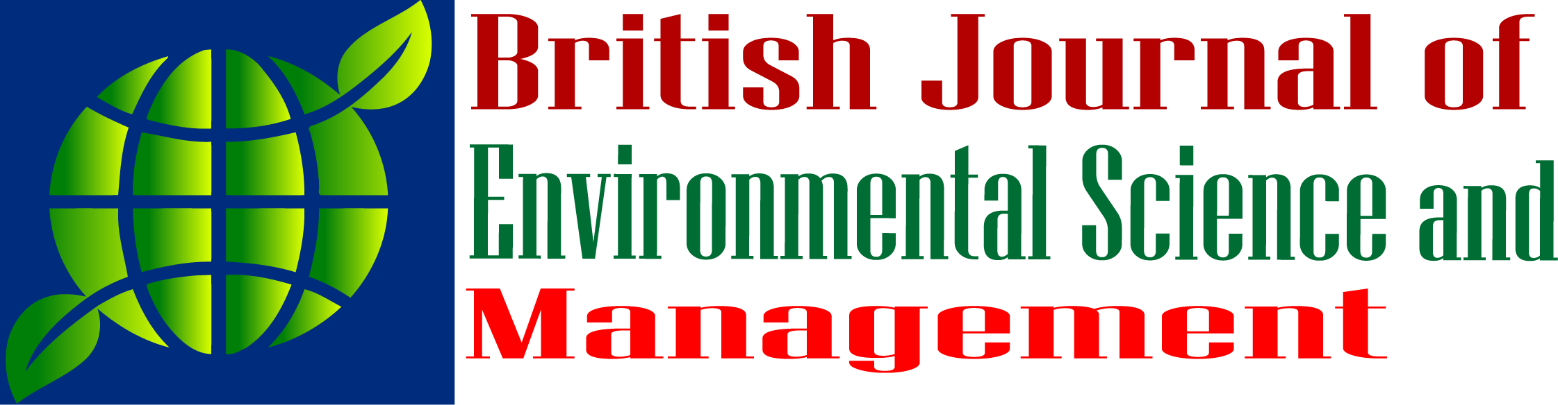 British Journal of Environmental Science and Management (BJESM)